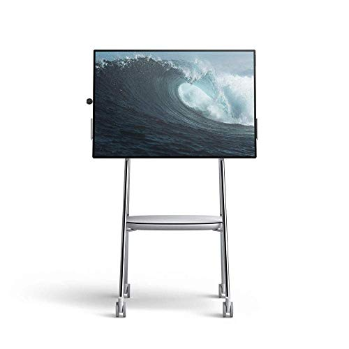 "Microsoft Surface Hub 2 50"" PixelSense Display + Steelcase Wall Mount, Intel Core i5, 8 GB RAM, 128 GB SSD (Renewed)"