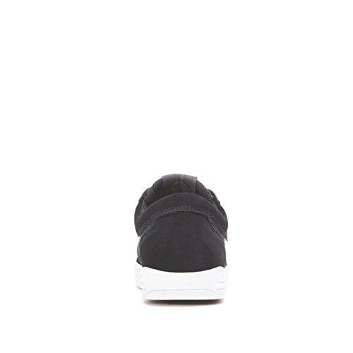 Supra Hammer Sneaker Sort / Hvid KicKnq