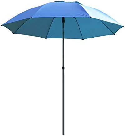 Black Stallion UB200 Core Flame-Resistant Industrial Umbrella