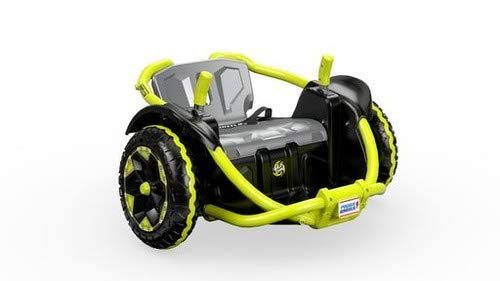 Power Wheels Wild Thing, Green (Power Wheels Wild Thing 12 Volt Ride On)