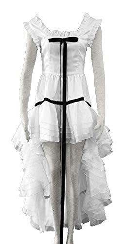 CHIUS Cosplay Costume Elda Chii Outfit Dress White Set Version 2