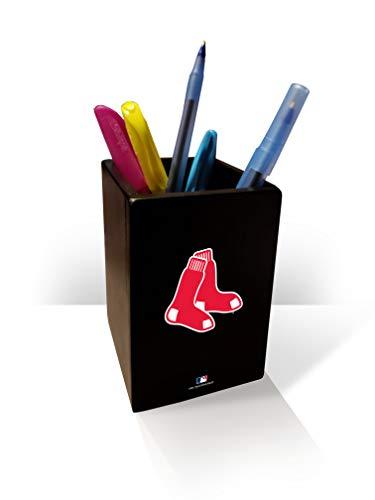 - Fan Creations MLB Boston Red Sox Pen/Pencil Holder