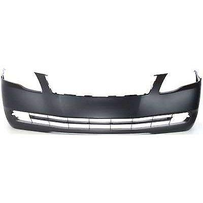 Front Bumper Cover For 2005-2007 Toyota Avalon w/fog lamp holes Primed