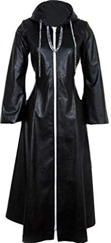 Organization 13 Roxas Costumes - Poetic Walk Mens Organization XIII Kingdom