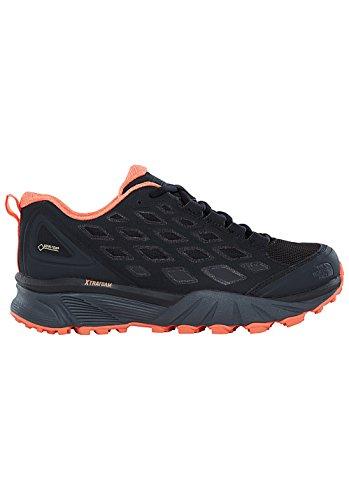 De Endurus Hike North Gtx Basses The Randonnée Black Orng Noir Wqj Chaussures W Face tnf Femme nasturtium wq0ngt