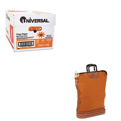 KITPMC04645UNV21200 - Value Kit - Pm Company Regulation Post Office Security Mail Bag (PMC04645) and Universal Copy Paper (UNV21200) ()