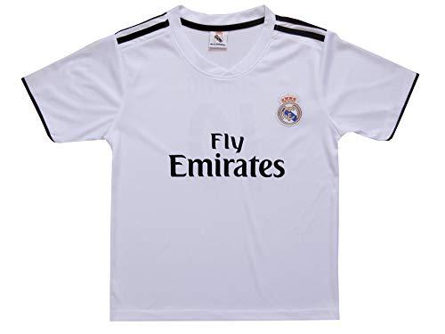 best sneakers 3f4d6 42287 GamesDur 2018/2019 Real Madrid Luka Modric #10 Home Football ...