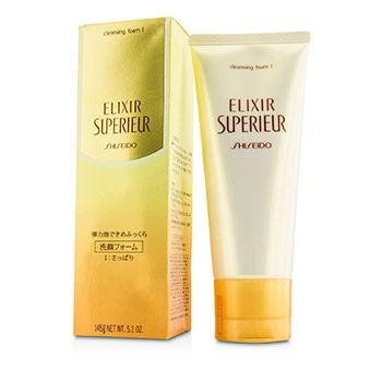 Shiseido ELIXIR SUPERIEUR Make Cleansing Foam I 145g by Shiseido