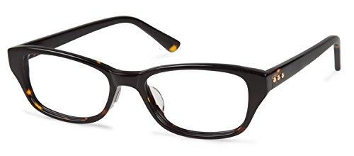 Cynthia RowleyNo. 91 Tortoise Round Plastic - Cynthia Eyewear