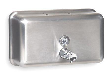 Horizontal Liquid Soap Dispenser (Tough Guy 1DYD2 Horizontal Soap Dispenser)