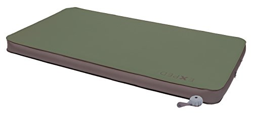 Exped MegaMat Duo 10 Self-Inflating Sleeping Pad, Green, Medium