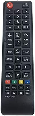 MYHGRC BN59-01289A Universal Remote Control for Samsung TV Remote for All Samsung LCD LED HDTV 3-d Smart TV