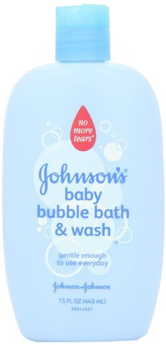 Johnson's Baby Bubble Bath, 2 Count Baby Bubble Bath