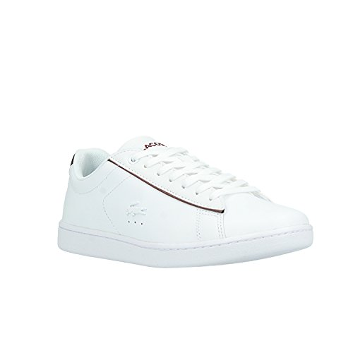 Lacoste Evo Blanc Carnaby Femme Pour Chaussure ppqPrxH