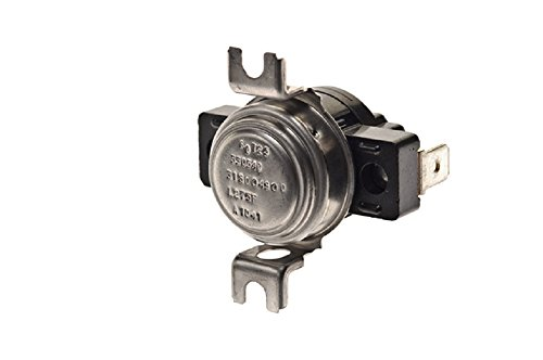 Frigidaire 318004900 Switch for Range (Oven Wall Dual)