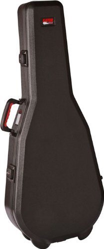 Gator Cases GPE-335-TSA 335-Style Guitar Case TSA Latches by Gator
