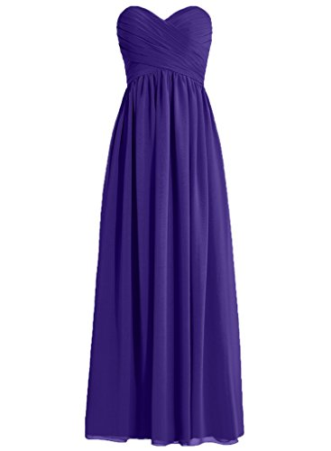 H.S.D Girls Relaxed Pleating Modification Maxi Length Special Occasion Dress Regency