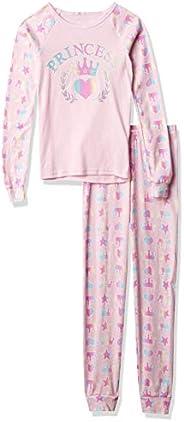 The Children's Place Conjunto de Pijama de Manga Larga y Pantalones Juego de Pijama para N
