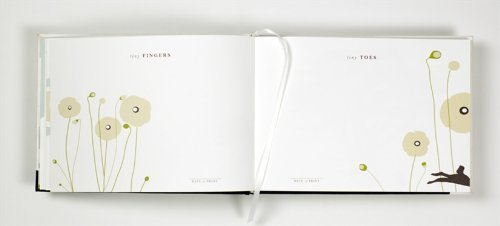 Binth Handmade Baby Book with Keepsake Box (Green) by Binth (Image #7)