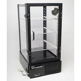 Bel-Art H42056-1003 Dry-Keeper153; PVC Vertical Auto-Desiccator Cabinet, 2.0 Cu. Ft.