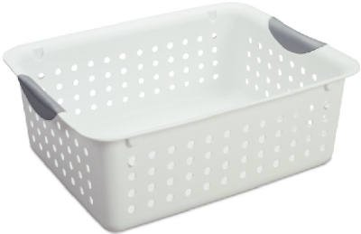 Sterilite 16248006 Medium Ultra Storage Baskets