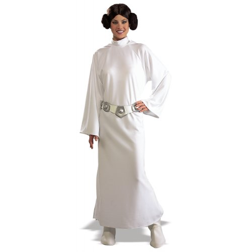 Star Wars Leia Slave Costumes - Rubie's Women's Star Wars Princess Leia
