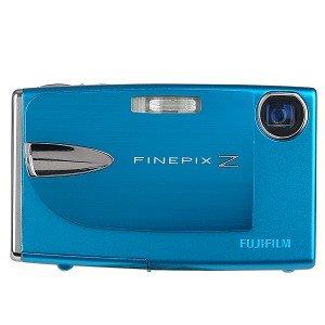 Fuji Finepix z20fd 10 MP 3 x光学式/ 5.7 Xデジタルズームカメラ(ブルー)   B002UQSB2Q