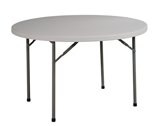 Good Office Star Resin Multi Purpose Table, 4 Feet Round