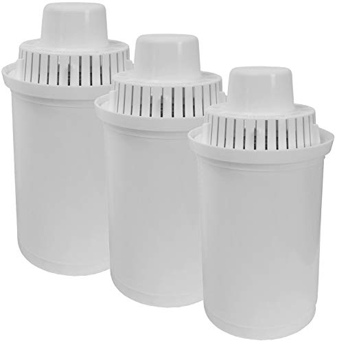 Caso Reserve set van 3 waterfilters voor warmwaterdispenser, kunststof, wit, 11,5 cm