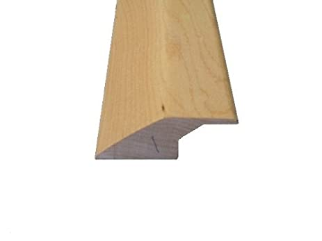 Amazon Prefinished Maple Wood Flooring Overlap Reducer For 916