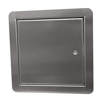 Amazon.com: proflo PF88 8 x 8 metal universal Puerta de ...