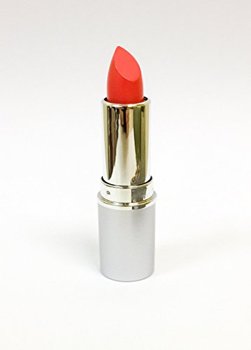 Honeybee Gardens Lipstick South Beach Natural Bright Coral