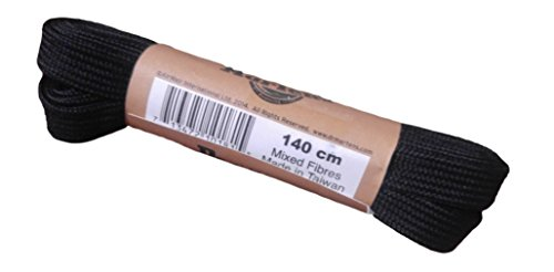 Dr Martens 140cm Boot Laces Brown Black (Black) Uy8OB5hoUr