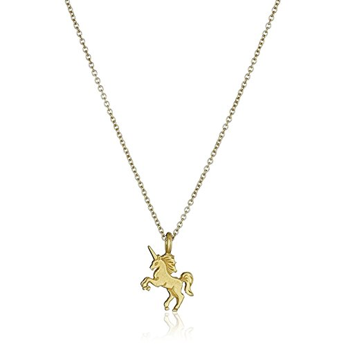 Unicorn Pendant Necklace $2.15...