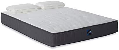 Amazon Com Linon Zio Sleep 10 Inch Queen Gel Infused