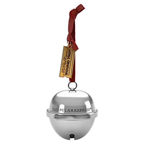 "Hallmark Keepsake The Polar Express ""The First Gift of Christmas Ornament"" Holiday Ornament"