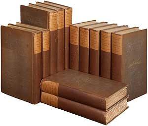 The Writings & Speeches of Edmund Burke in Twelve Volumes