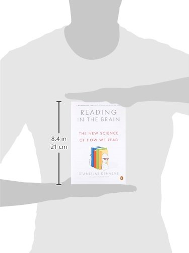 Buy Reading in the Brain  The New Science of How We Read Book Online at Low  Prices in India  1c8261076