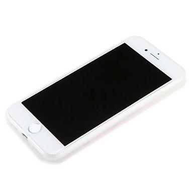 Fundas y estuches para teléfonos móviles, Caso para el iphone de la manzana 7 más la cubierta 7 de la contraportada del patrón de la caja de la contraportada de la caja florece el ( Modelos Compatible IPhone 7