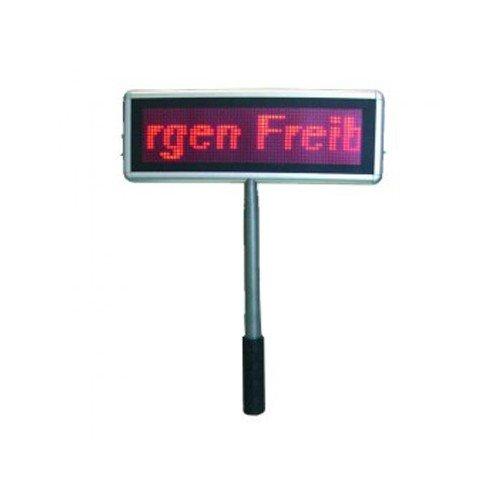 LED Display Anzeigetafel USB PC PROGRAMM