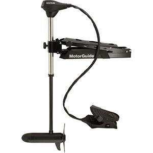 "Motorguide X5-80fw - Bow Mount Trolling Motor - Foot Control W/sonar - 105lb-45""-36vremanufactured Autopilot = NONE"