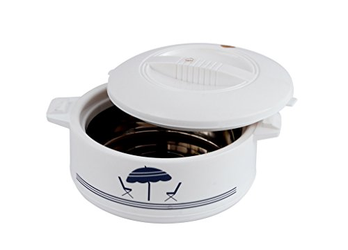 Zmatoo Hot Chapati Casserole Cello Hot Pot Food Warmer Cassserole 2000 Ml Insulated Casserole