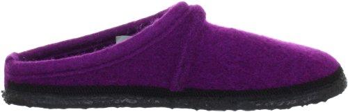 Nanga Gipfel 01-0020 - Pantuflas de fieltro unisex Morado (Violett (bordeaux 43))
