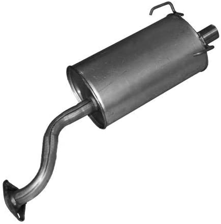 Exhaust Resonator and Pipe Assembly For 2005-2006 Honda CRV 2.4L 4 Cyl Walker
