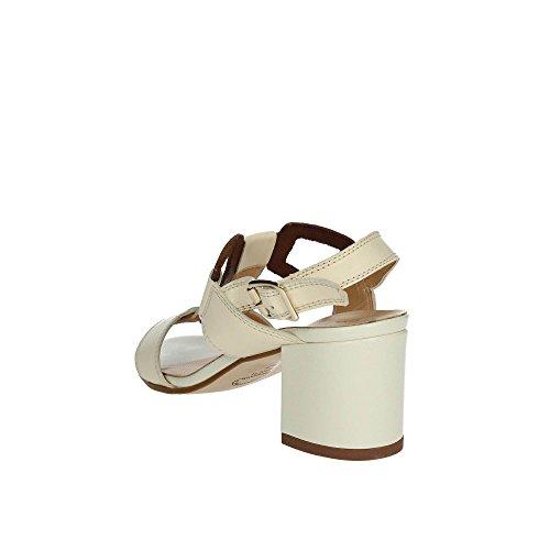 IBB384-N 004 Sandal Damen Cremeweiß 37 Cinzia Soft DwuqyTB2T