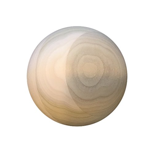 Poplar Wooden Ball (4)