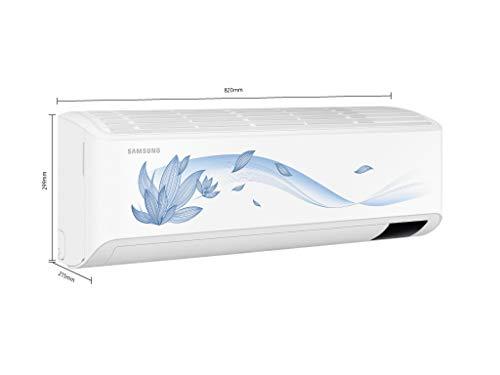 Samsung 1 Ton 5 Star Inverter Split AC (Copper, AR12AY5YATZ, White) 31sj3iXRVNL India 2021