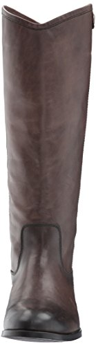 Frye Womens Melissa Knappen To Riding Boot Røyk ...