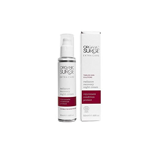 Organic Surge Extra Care Radiance Recovery Night Cream (50ml) (Pack of 6)