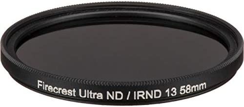 Formatt Hitech 58mm Firecrest Ultra ND 3.9 Filter (13-Stop) [並行輸